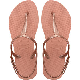 havaianas Twist Sandalen Damen silk rose